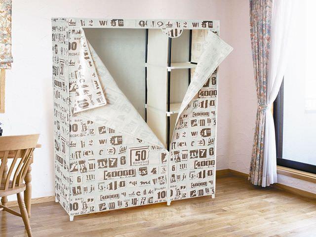шкаф из ткани