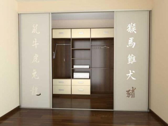 встроенные шкафы купе в прихожую виды и преимущества фото и