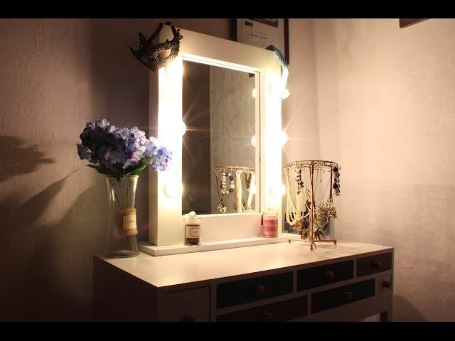Трюмо трельяж туалетный столик с зеркалом фото